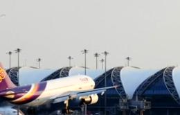 Sân bay Suvarnabhumi của Thái Lan bị cảnh báo mất an toàn