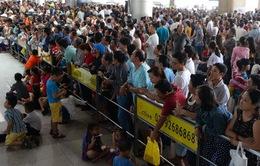 TP HCM: Gần 1 triệu người dân về quê ăn Tết