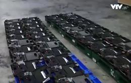 90 vụ vận chuyển trái phép vũ khí qua sân bay Tân Sơn Nhất