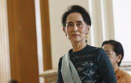Bà San Suu Kyi được bổ nhiệm làm Cố vấn nhà nước Myanmar