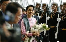Cố vấn nhà nước Myanmar thăm Thái Lan