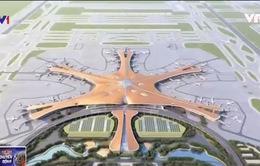 Trung Quốc sẽ mở cửa sân bay lớn nhất thế giới vào năm 2019