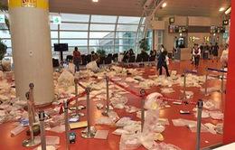 Sân bay Jeju, Hàn Quốc ngập rác vì du khách Trung Quốc?