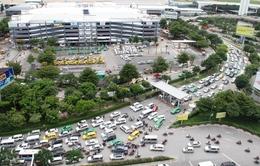 TP.HCM chi 139 tỷ đồng chống ngập sân bay Tân Sơn Nhất
