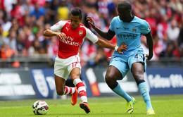 Alexis Sanchez đã đến Manchester City, nếu...