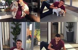Chuyện lạ: Alexis Sanchez tạo tài khoản Instagram cho… chó cưng
