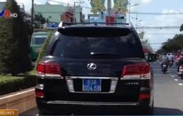 """Điểm báo 11/6: Nhanh chóng kết luận vụ việc """"xe tư nhân gắn biển số xanh ở tỉnh Hậu Giang"""""""