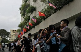 Hôm nay, Tổng thống Obama trò chuyện với 800 thủ lĩnh trẻ Việt Nam
