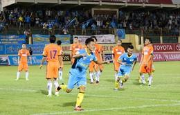 VIDEO: Sanna Khánh Hòa BVN 3-1 SHB Đà Nẵng: Đà Nẵng thua sốc trên sân khách
