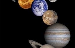 5 hành tinh Hệ Mặt Trời xuất hiện cùng lúc