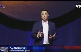 """Elon Musk sẽ đưa 1 triệu người lên """"định cư"""" trên sao Hỏa"""
