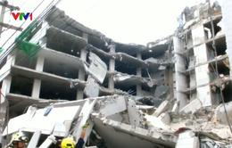 Sập nhà tại Thái Lan, ít nhất 3 người thiệt mạng