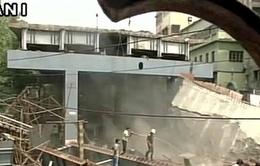 Sập cầu tại Ấn Độ, ít nhất 10 người thiệt mạng