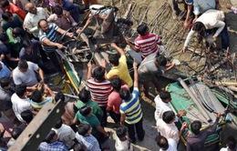 Ấn Độ điều tra 10 đối tượng trong vụ sập cầu