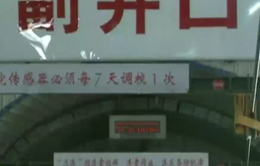 Sập hầm mỏ tại Trung Quốc, ít nhất 19 người thiệt mạng