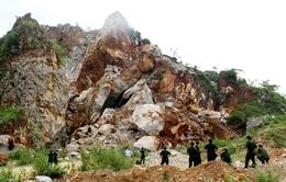 Sập mỏ đá tại Thanh Hóa, 8 người thương vong