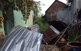 Mưa đá, lốc xoáy gây thiệt hại hàng chục tỷ đồng ở Bình Phước