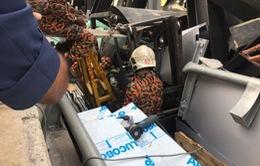 1 công nhân Việt Nam thiệt mạng do sập cầu tại Malaysia