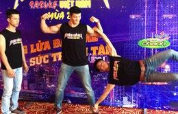 Không giới hạn - Sasuke Việt Nam mùa 2 lên sóng VTV3 từ 19/5