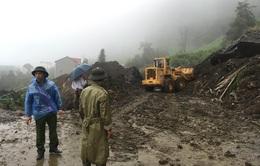 Yên Bái: Sạt lở đất nghiêm trọng nhất trong 10 năm