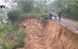 TT-Huế: Hơn 70 km bờ sông sạt lở sau lũ