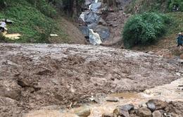 Quảng Ninh, Lạng Sơn và Cao Bằng nguy cơ xảy ra lũ quét và sạt lở đất
