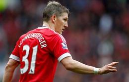 Schweinsteiger bị coi như gánh nặng trong báo cáo tài chính của Man Utd