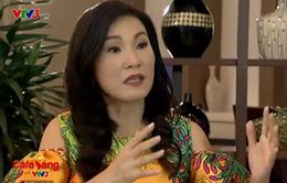 Café sáng với VTV3: Gặp gỡ nghệ sĩ Hồng Đào