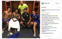 Lộ bằng chứng Diego Costa sắp rời Chelsea?