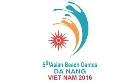ABG 2016: Logo ấn tượng của Đại hội Thể thao bãi biển châu Á