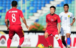VIDEO: Xem lại chiến thắng của ĐT Việt Nam trước Malaysia