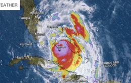 Siêu bão Matthew tiến tới bờ Đông nước Mỹ