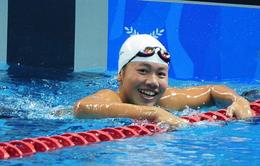 Ánh Viên phá kỷ lục châu Á, giành HCV tại giải bơi vô địch châu Á