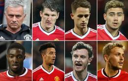 Mourinho thẳng tay loại 9 cầu thủ, trong đó có Schweinsteiger