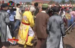 Lễ hội Tịch Điền: Tái hiện cảnh vua đi cày đầu năm mới