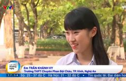 Nữ sinh nói 7 thứ tiếng muốn được làm việc trong lĩnh vực truyền thông