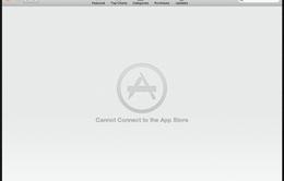 Nhiều người dùng iOS không thể truy cập vào App Store và iTunes
