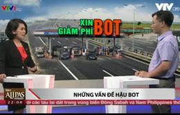 Chính phủ yêu cầu rà soát lại mức phí đường bộ, phí BOT hiện nay