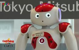 Nhật Bản sử dụng robot thay thế nhân viên tư vấn tại sân bay