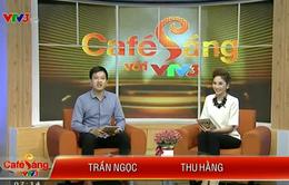 Café Sáng với VTV3: Độc quyền phỏng vấn ngôi sao phim Arrow