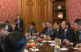 Việt Nam - Czech thúc đẩy hợp tác lĩnh vực thông tin truyền thông