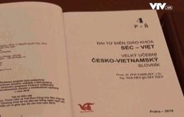 Đại từ điển giáo khoa Séc - Việt chính thức ra mắt bạn đọc