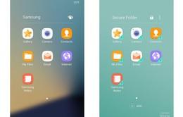 Android 7.0 sẽ mang tính năng bảo mật thư mục đến với Galaxy S7