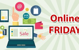 3.000 doanh nghiệp tham gia Online Friday 2016