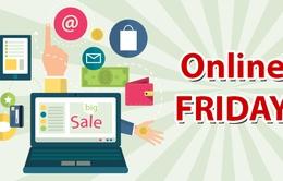 130.000 đơn hàng trong ngày Online Friday 2016