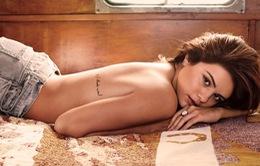 Selena Gomez tự tin khoe dáng gợi cảm trên tạp chí GQ