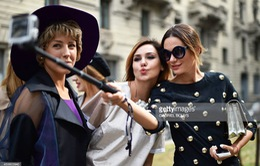Chụp ảnh selfie giúp tăng doanh thu bán mỹ phẩm
