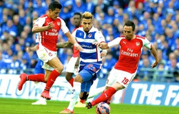 Arsenal - Reading: Quà sinh nhật muộn cho Giáo sư (01h45 ngày 26/10)