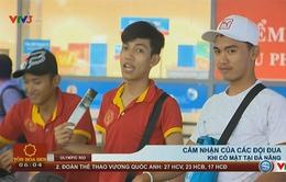 Giải xe đạp quốc tế VTV Cúp Tôn Hoa Sen 2016: Các đội đua háo hức khi đặt chân đến Đà Nẵng