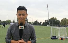 Trải nghiệm: Một ngày tại trung tâm huấn luyện của Real Madrid
